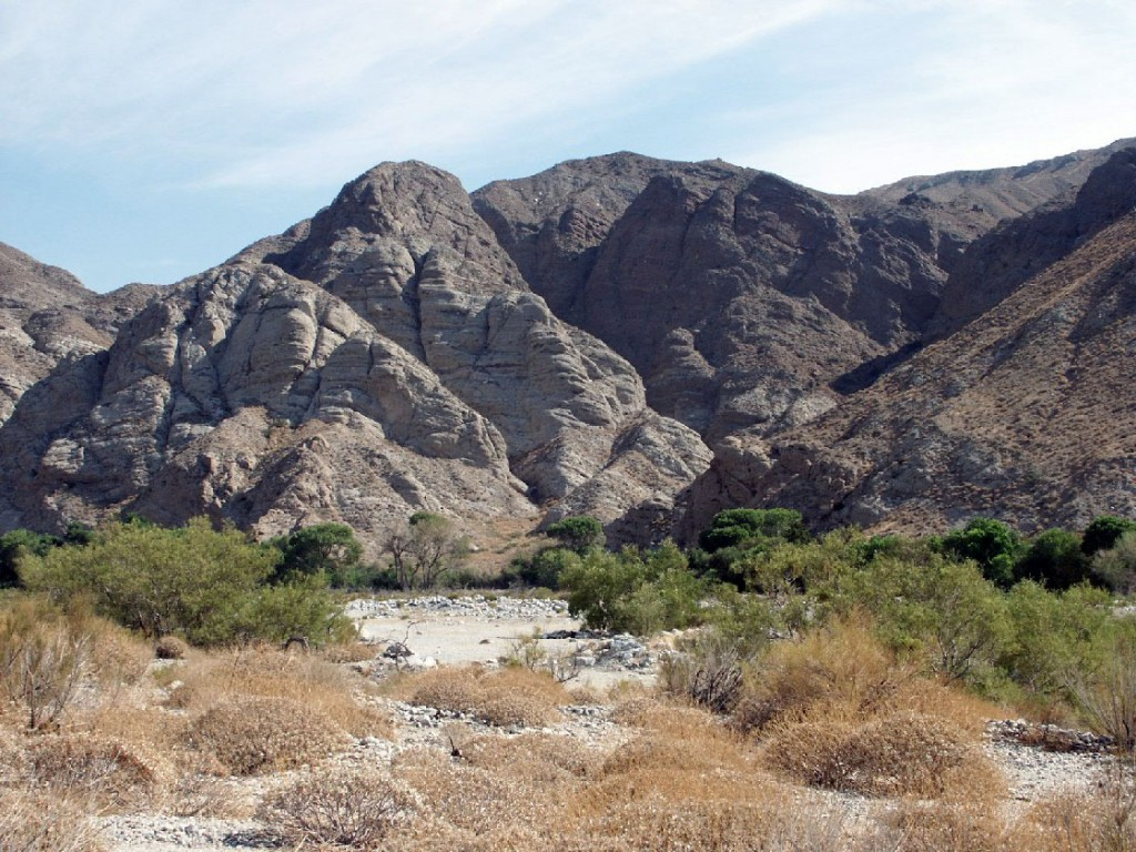 Hays Ranch acquisition, Whitewater Canyon - 2004