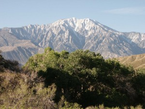 Whitewater Canyon - Bonnie Bell Area