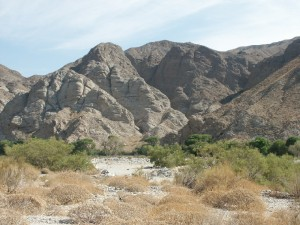 Whitewater Canyon - Hay's Ranch
