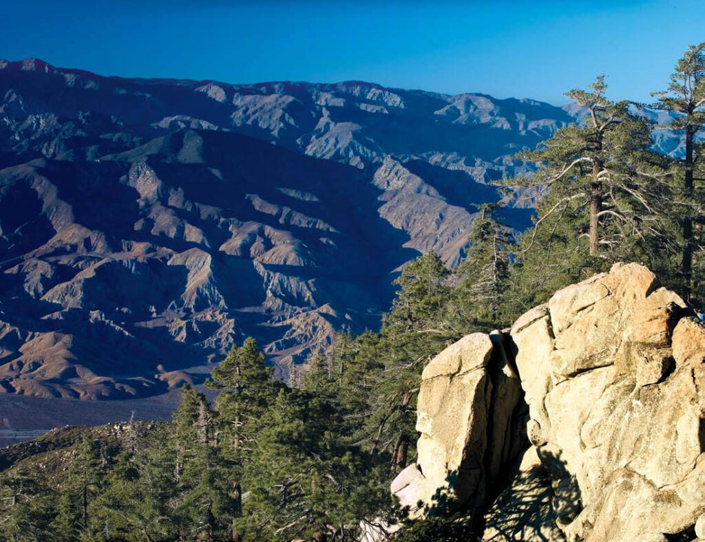 Photo of View From San Jacinto - Photo Credit Tom Brewster