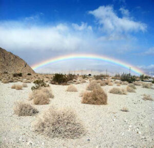 Photo of View from Angel Cove, Palm Springs, CA